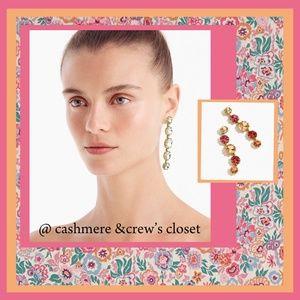J. Crew Jewelry - NWT, JCrew Crystal Drop Earrings